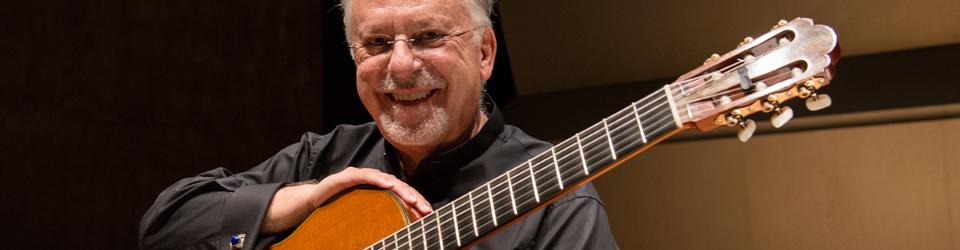 クラシックギターの巨匠ぺぺ・ロメロ